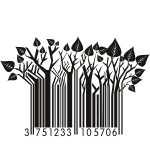 Leaves barcode
